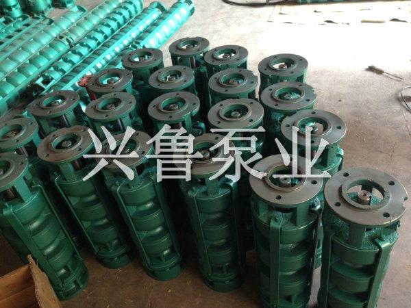 兴鲁博山水泵